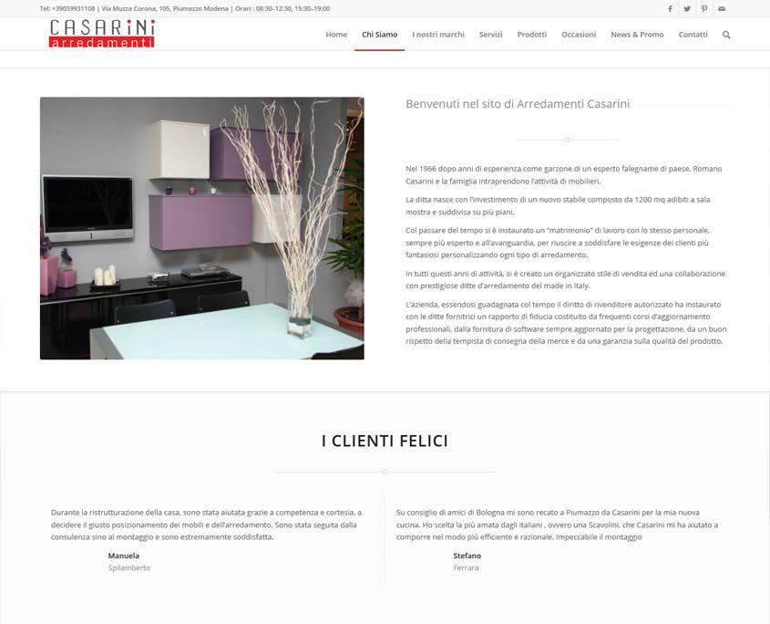 Sito arredamento online stunning online il sito web for Sito arredamento design