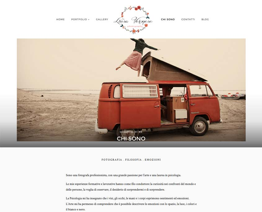 indicizzazione sito web