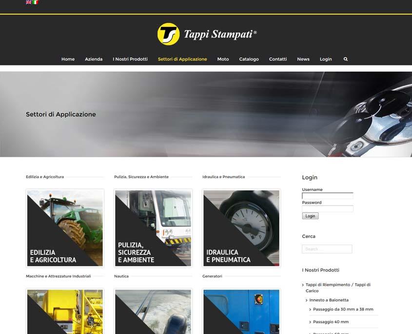 realizzazione sito web bologna