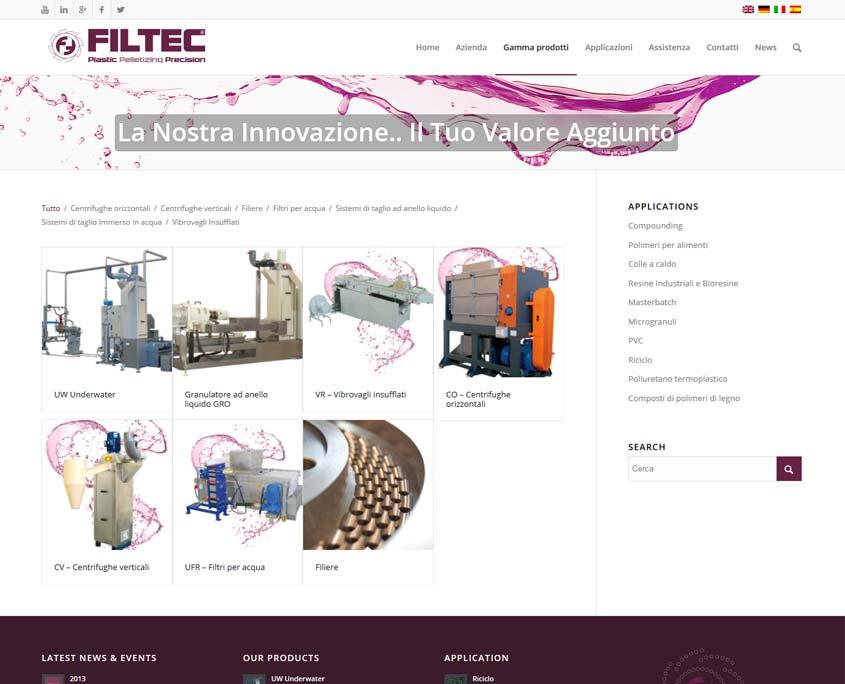 realizzazione sito web rovigo