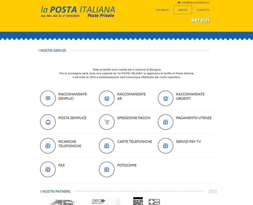 indicizzazione sito web bologna