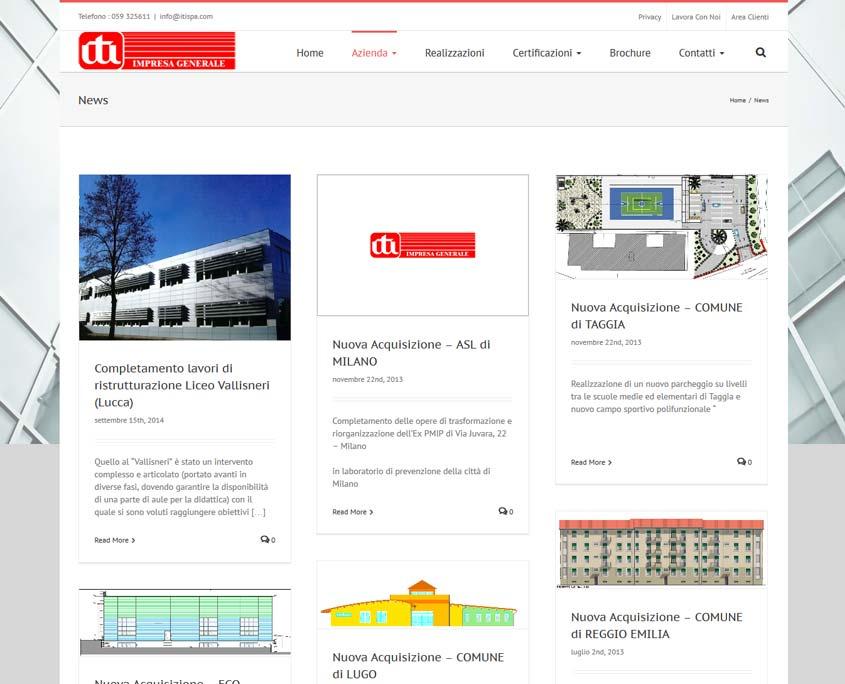 posizionamento sito web modena