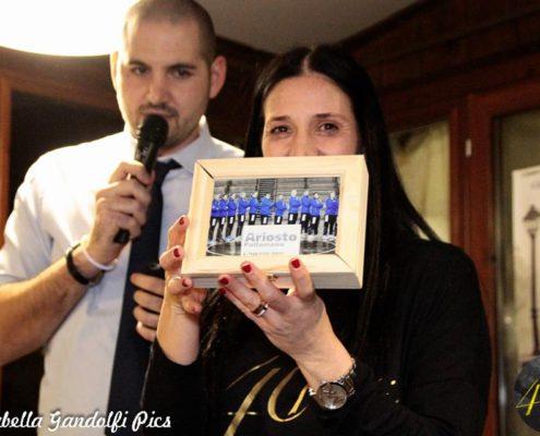 Organizzazione evento Katia 40 - L'orgolio di Katia, Ariosto Pallamano